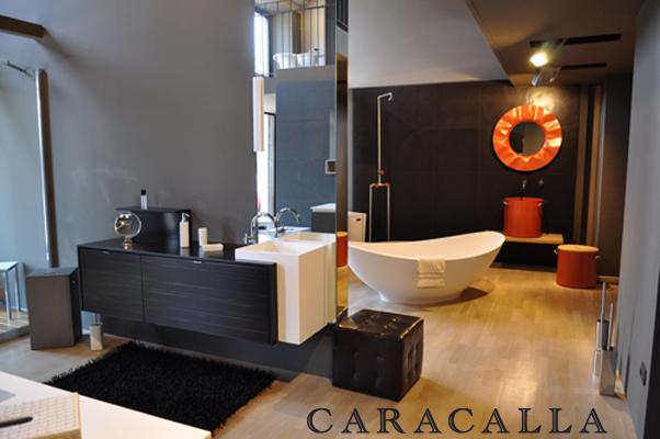 caracalla bagno - arredo bagno milano - sanitari milano - Arredo Bagno Milano